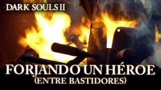 Video de Dark Souls II - PS3/X360/PC - Forjando un héroe (Entre bastidores)