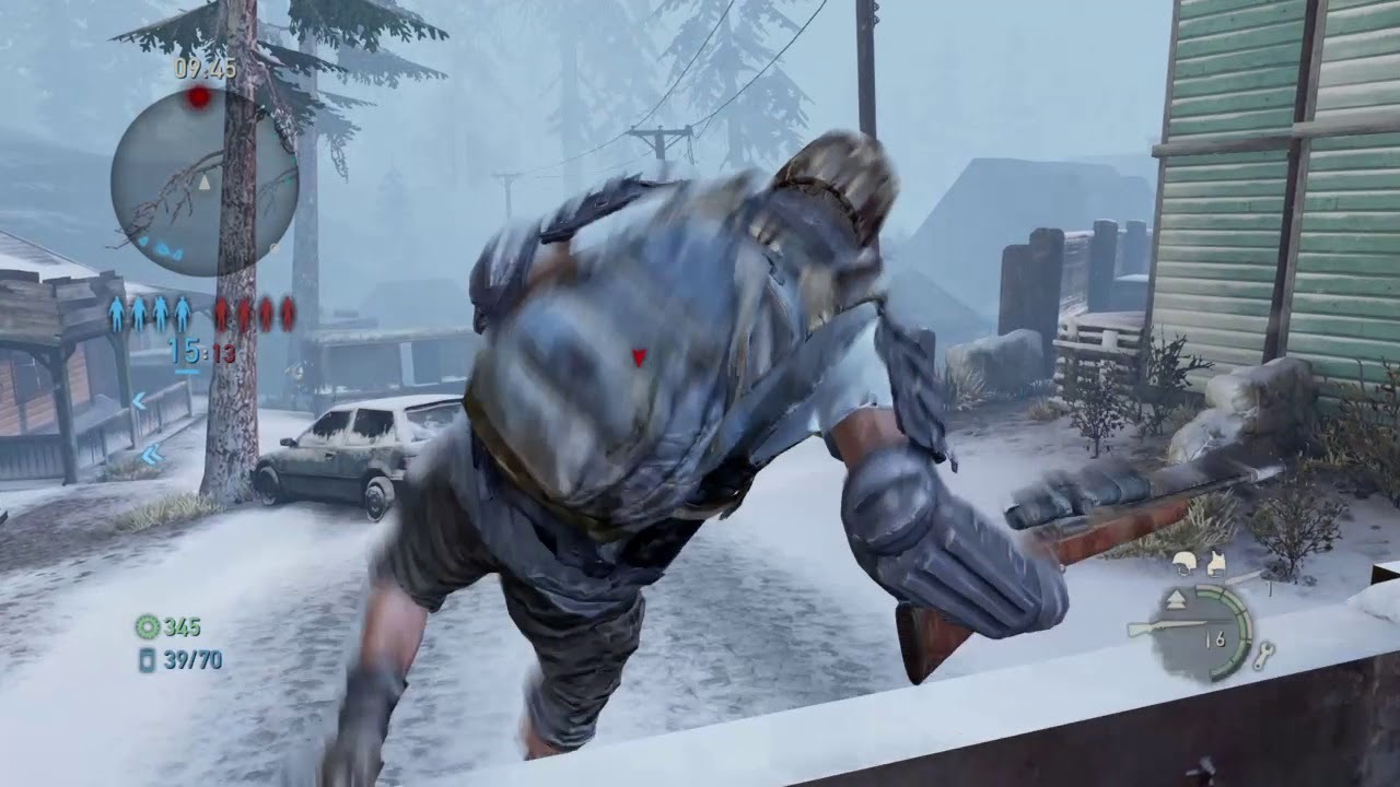 He's using mouse and keyboard!! The Last of Us™ Remastered