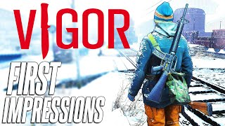A SURPRISINGLY GOOD Free Survival Game for Consoles!