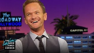 Neil Patrick Harris Re-Watches Doogie Howser, M.D.