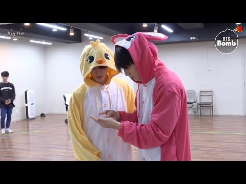 [BANGTAN BOMB] BTS PROM PARTY : UNIT STAGE BEHIND - Jimin & Jung Kook - BTS (방탄소년단)