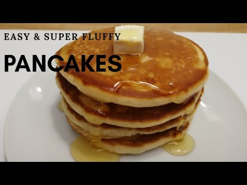 easy-and-super-fluffy-no-butter-pancakes-recipe