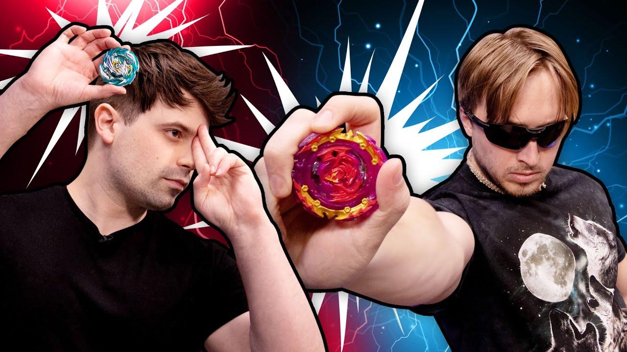 Download Beyblade Battle: Damien vs. The Chosen