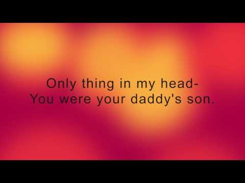 Your daddys son-Ragtime lyric video