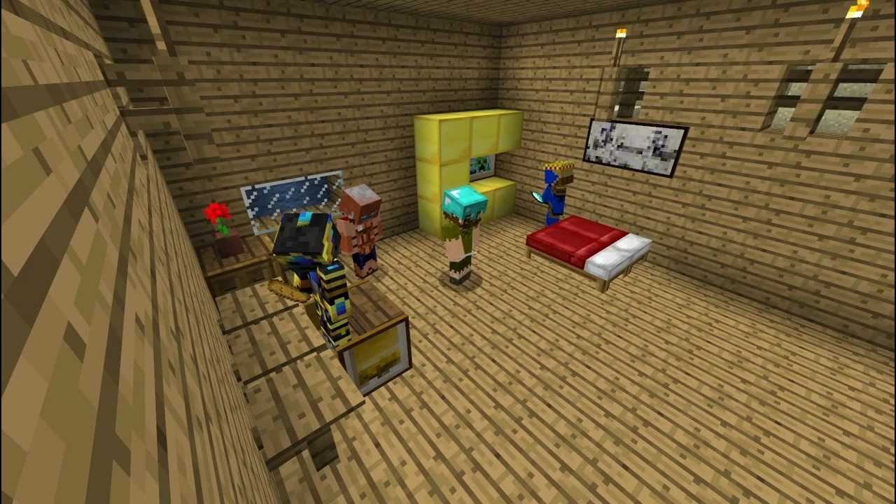 Harlem Shake Minecraft!SLAAPKAMER(OFFICIAL) - YouTube