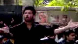 ANJUMAN-E-GHAMKHARAN-E-HUSSAIN(A.S) Komail Abbas