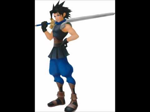 Rick Gomez as Zack Fair in Kingdom Hearts: Birth by Sleep Battle Quotes