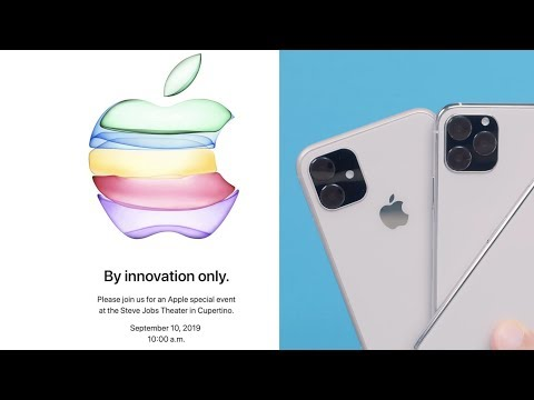 What to Expect at Apple's September Event: New iPhones, Apple Watch, And More!