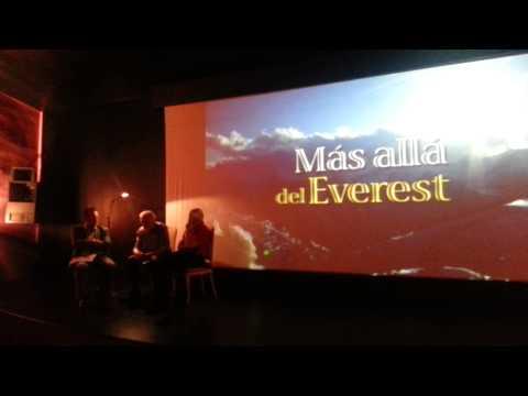 Eduardo M. de Pisón presenta Más Allá del Everest