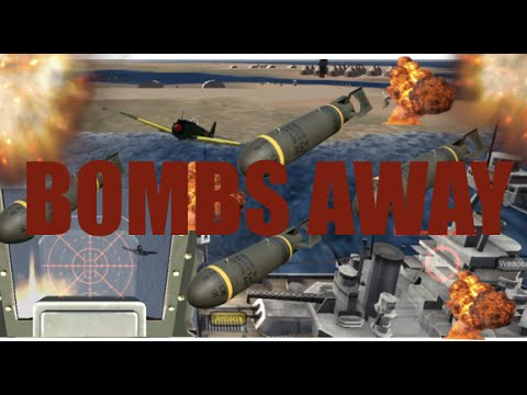 Wings of Duty: Bombing Anouther Plane + Oscar Review!