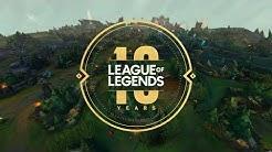 League Of Legends Spielzeit Nachgucken
