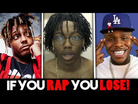 TRY NOT TO RAP CHALLENGE! (IF YOU RAP, YOU LOSE - _ - 2019)