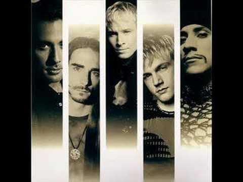 Backstreet Boys - Climbing the Walls