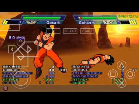Cara Bermain Game Dragon Ball Z Another Road - 04 Cara Bermain