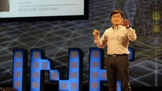 Joichi Ito: MIT Media Lab -- from a container to a network #INKtalks