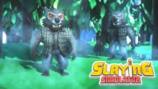 🔴NEW UPDATE BRAND NEW PETS SLAYING SIMULATOR LIVE GAME PLAY🔴