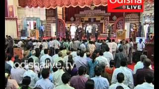 Tamil Nadu State Anthem | Utkal Diwas @Chennai