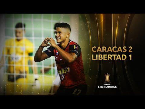Caracas Libertad Goals And Highlights