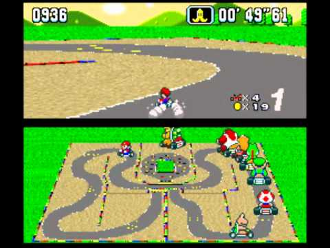let 39 s play super mario kart pro edition bonus episode mario circuit 4 tricks youtube. Black Bedroom Furniture Sets. Home Design Ideas