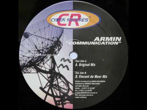 Armin - Communication (Vincent De Moor Remix) 1999