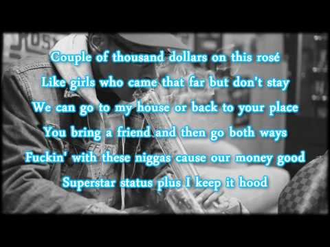 Wiz Khalifa - Bad Guy Lyrics HQ / HD
