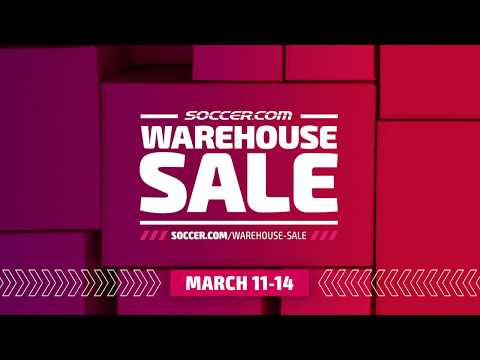 quality design 52979 d8ca8 Soccer Warehouse Sale - Up to 85% OFF at SOCCER.COM