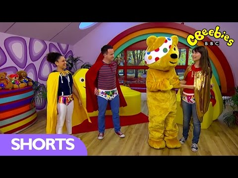 CBeebies: Children In Need - Pudsey's Superhero Dance - YouTube