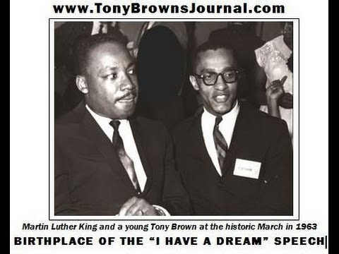 The Official Tony Brown's Journal -- Martin Luther King