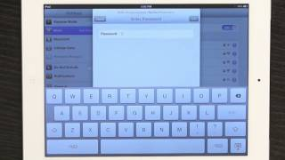 I Can't Enter the Wi-Fi Password on My iPad : Tech Yeah!
