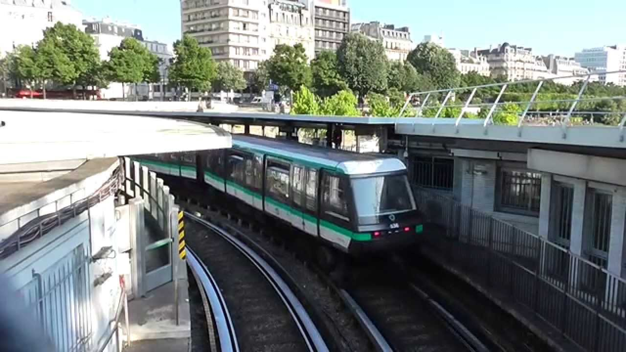 mp05 a la station bastille sur la ligne 1 du m tro parisien youtube. Black Bedroom Furniture Sets. Home Design Ideas