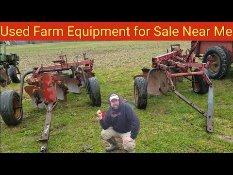 Used Farm Equipment For Sale Near Me