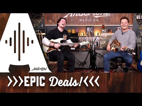 Fender Hot Rod Deville Amps - Epic Deal!