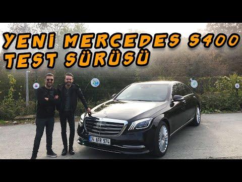 Doğan Kabak   Yeni Mercedes S Serisi S400   Test Sürüşü