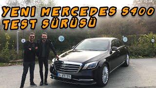 Doğan Kabak | Yeni Mercedes S Serisi S400 | Test Sürüşü