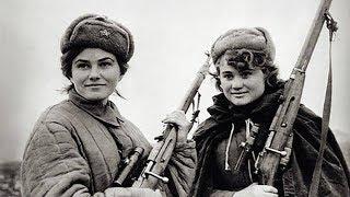 Наши девушки фильм 1942 (Боевой киносборник наши девушки 1942 смотреть онлайн)