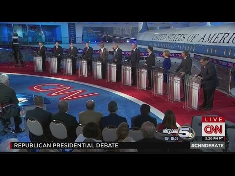 2nd GOP Presidential Debate Highlights