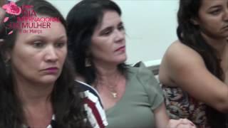 Solene sessão da Câmara de Vereadores homenageou mulheres Limoeirenses