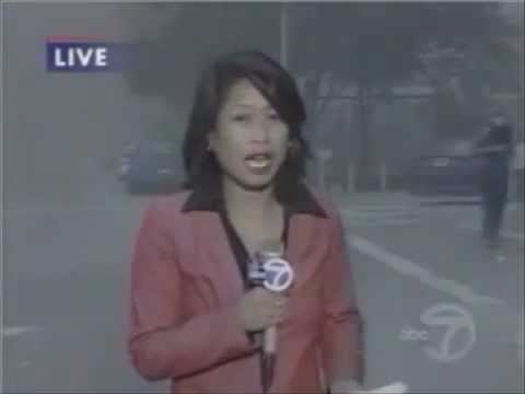 911FILES ABC7 Nina Pineda Firebombs And Explosions.