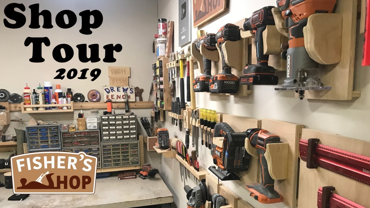 fisher's shop - shop tour 2019