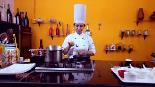 How To Make Prawn Ravioli (part 3) - Chorizos And Pepperoni Chips || Hopping Chef