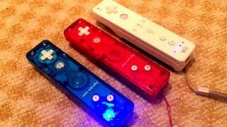 Rock Candy Wii / Wii U remote review by Mr Tims Less than half the price of Nintendo Wii controller