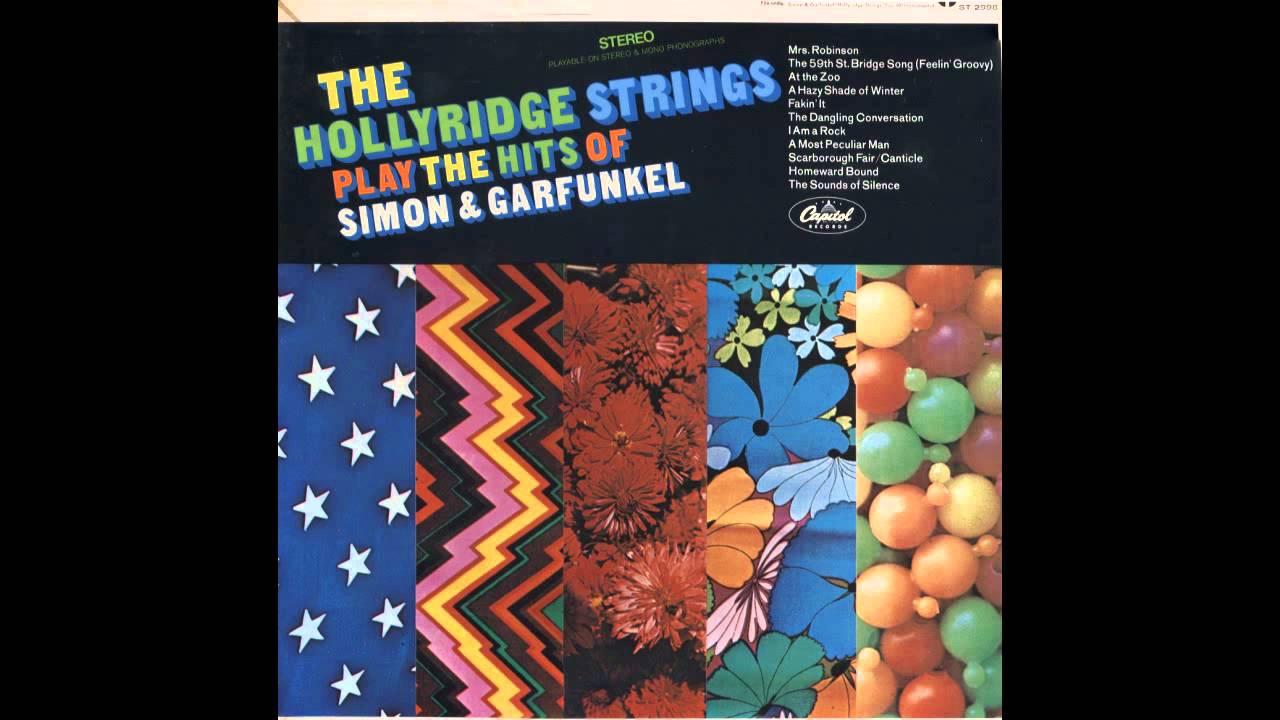 Hollyridge Strings Play Hit Songs Made Famous By Elvis Presley