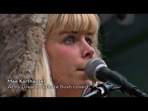 Mae Karthauser - Army Dreamers (Kate Bush cover)