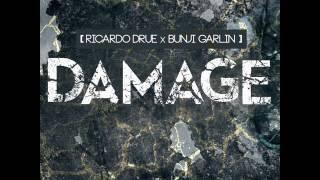 "Ricardo Drue & Bunji Garlin - Damage (Hornerman Riddim) ""2017 Soca"""