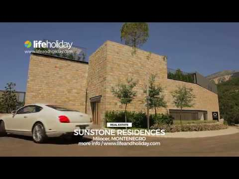 REAL ESTATE: SUNSTONE RESIDENCES, Milocer, Montenegro