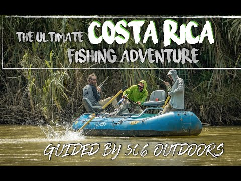 The Ultimate COSTA RICA 5 Day Fishing Adventure