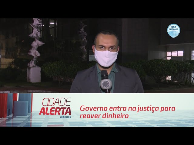 Governo entra na justiça para reaver dinheiro de respiradores
