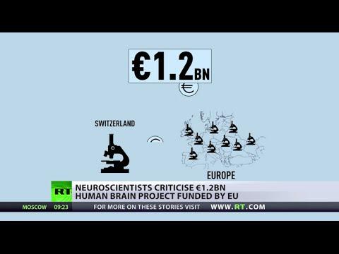Mind & Money: EU's brain research project criticized over multi-billion euro budget