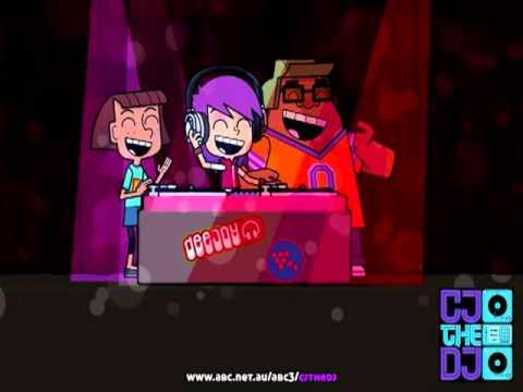CJ the DJ (Website) Theme Song - YouTube