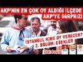 AKP'nin Kalesi Esenler'de AKP'ye Büyük Sürpriz! 23 Haziran İstanbul Seçim Anketi 2. Bölüm: Esenler